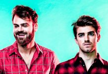 The Chainsmokers 2018