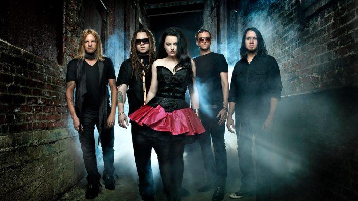 Evanescence 2018