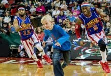 The Harlem Globetrotters 2018