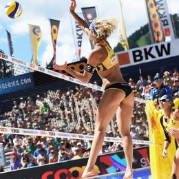 Beach Volleyball Major Series - Gstaad Major