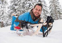 Trauffer im Interview: Schlitteln auf der Überholspur