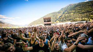 Festival-Sommer 2018: Open Air Gampel