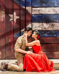 Carmen verführt den bereits verlobten José.