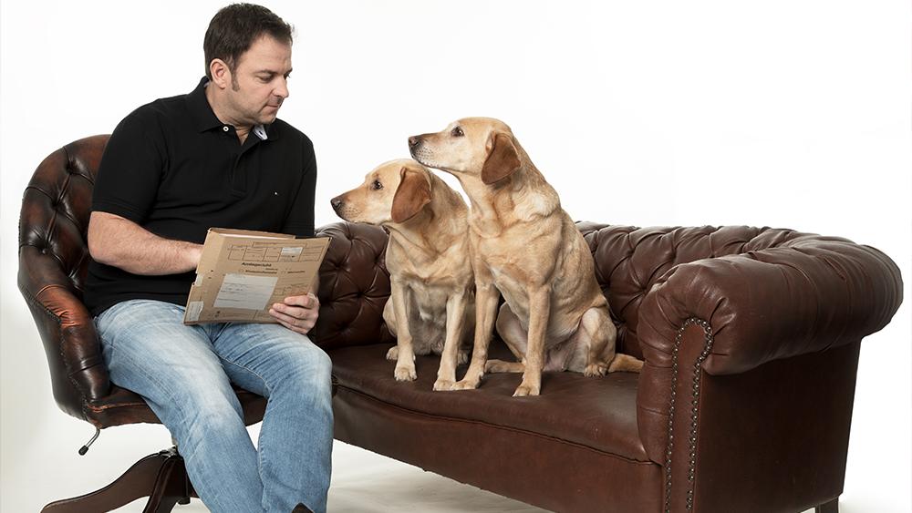 Hund Bellt Menschen An Martin Rütter