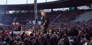 Metallica: Live-Video aus Zürich ist online!